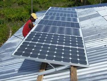 MARSH Solar Panels